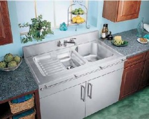 Elkay Elite Gourmet Double Bowl Kitchen Sink