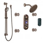 Moen iodigital Shower System