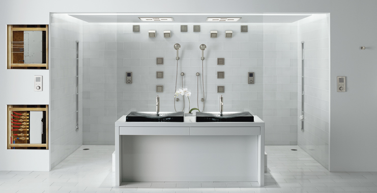 Kohler Dtv Shower Systems Personalize Your Shower