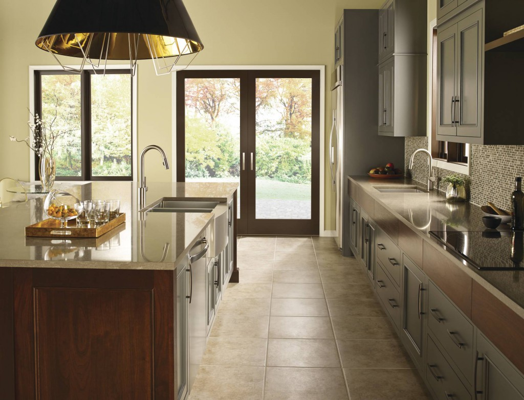 Moen MotionSense Kitchens